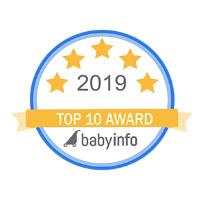 Top 10 Award - 2019 Babyinfo